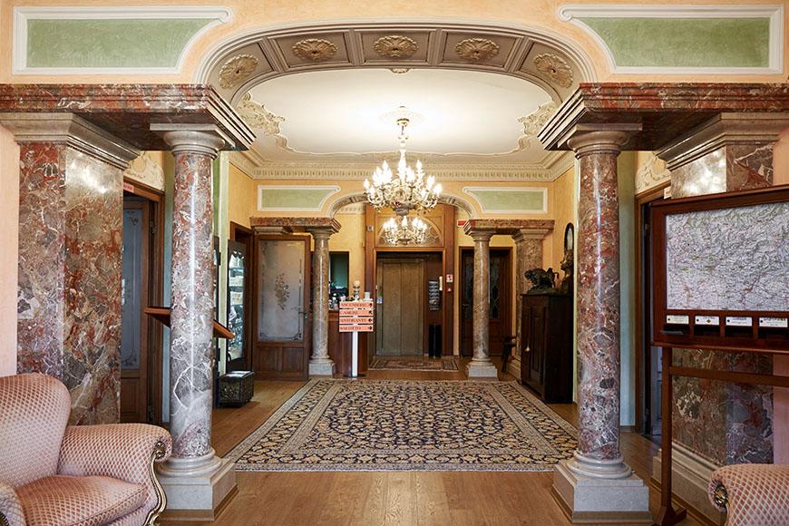 Villa delle Ortensie - Ingresso